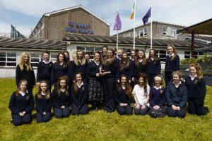 St Mary's trophy presentation